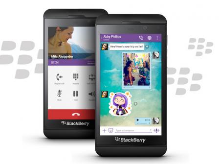 Viber for BlackBerry OS