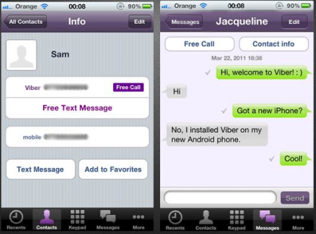 How to install Viber on iPhone 3GS