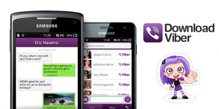 Viber for Samsung