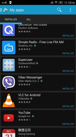 How to update Viber on Android