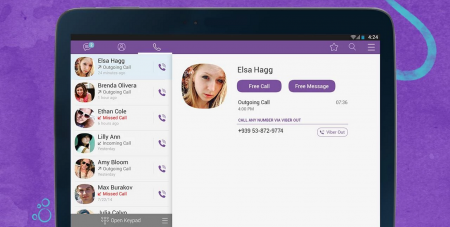 How to use Viber on iPad